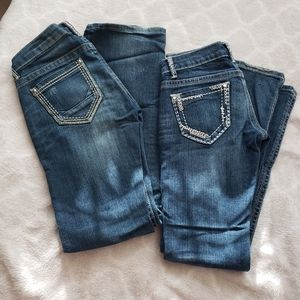 Pair of Daytrip Jeans